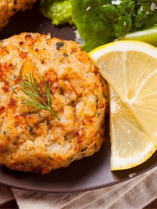 Delicious & Easy Crab Cake Recipe