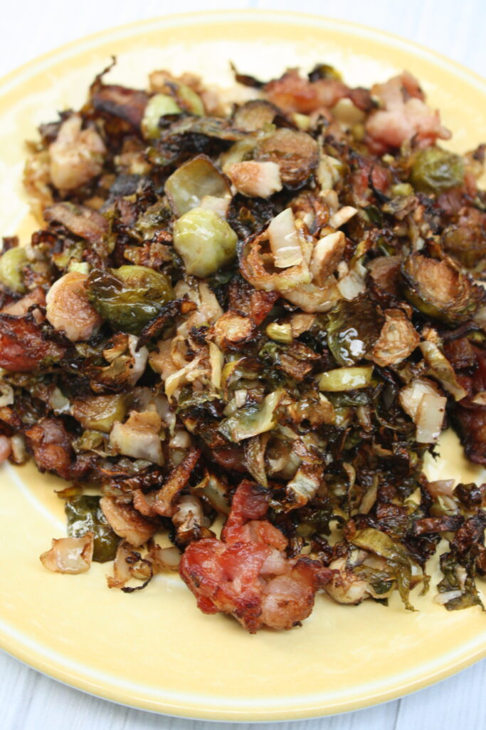 brussel sprouts bacon recipe