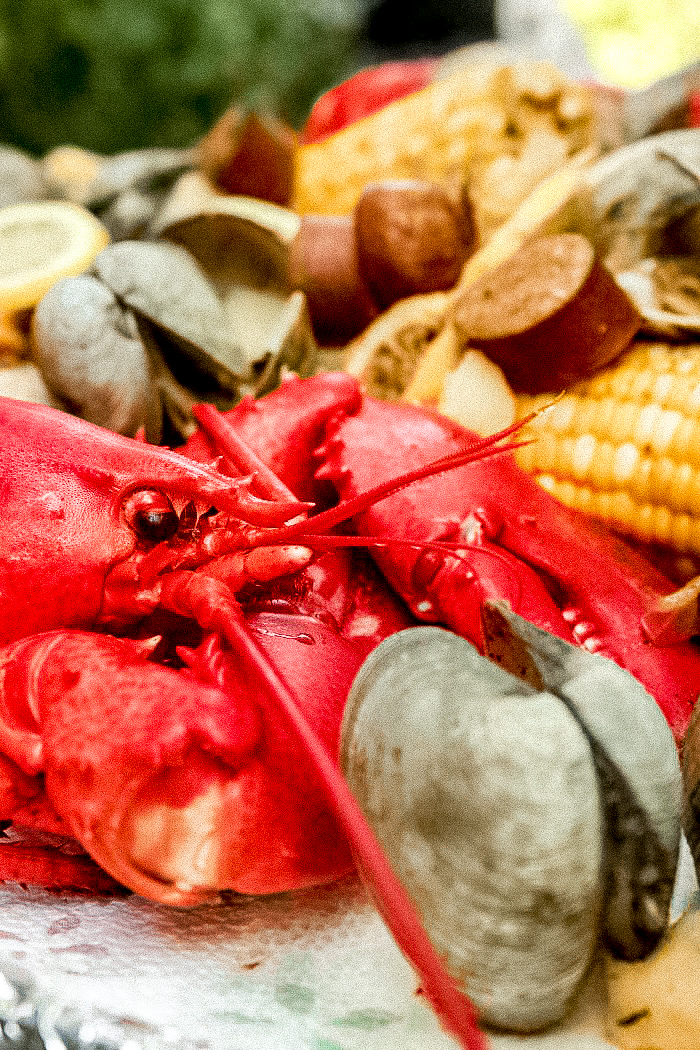 steamed seafood boil recipe