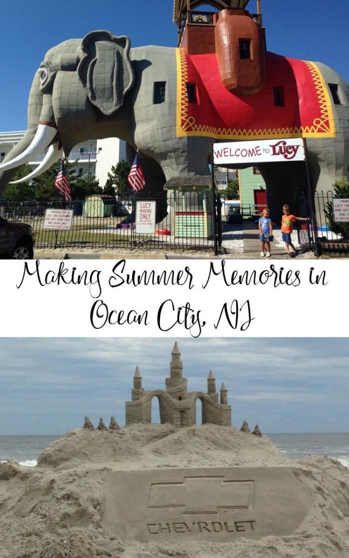 Making Summer Memories in Ocean City, NJ