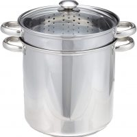 12qt Steam Pot