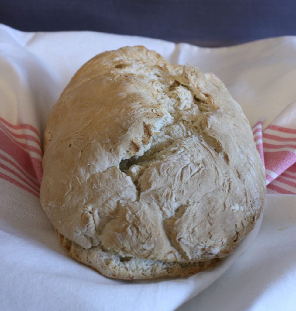 one hour bread recipe