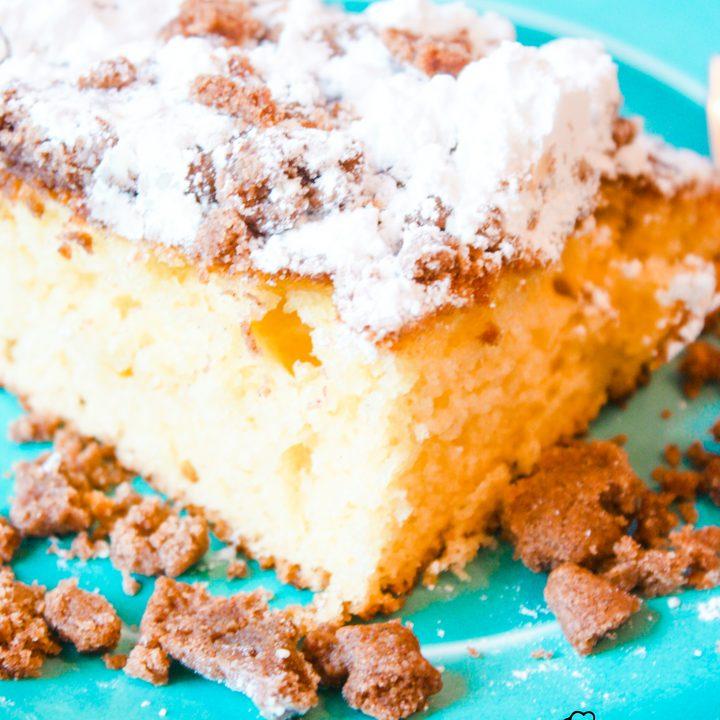 The Best Crumb Cake Recipe Ever