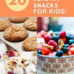kid's snacks