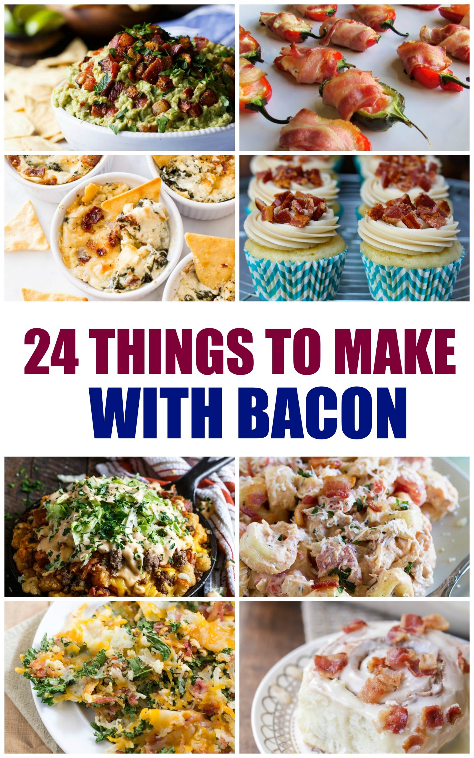 24 Bacon Recipes
