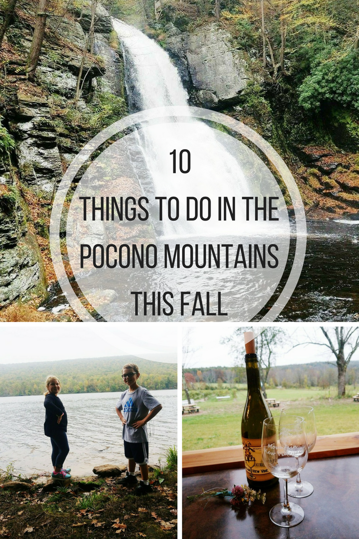 10 Things to do in the Pocono mountains this Fall