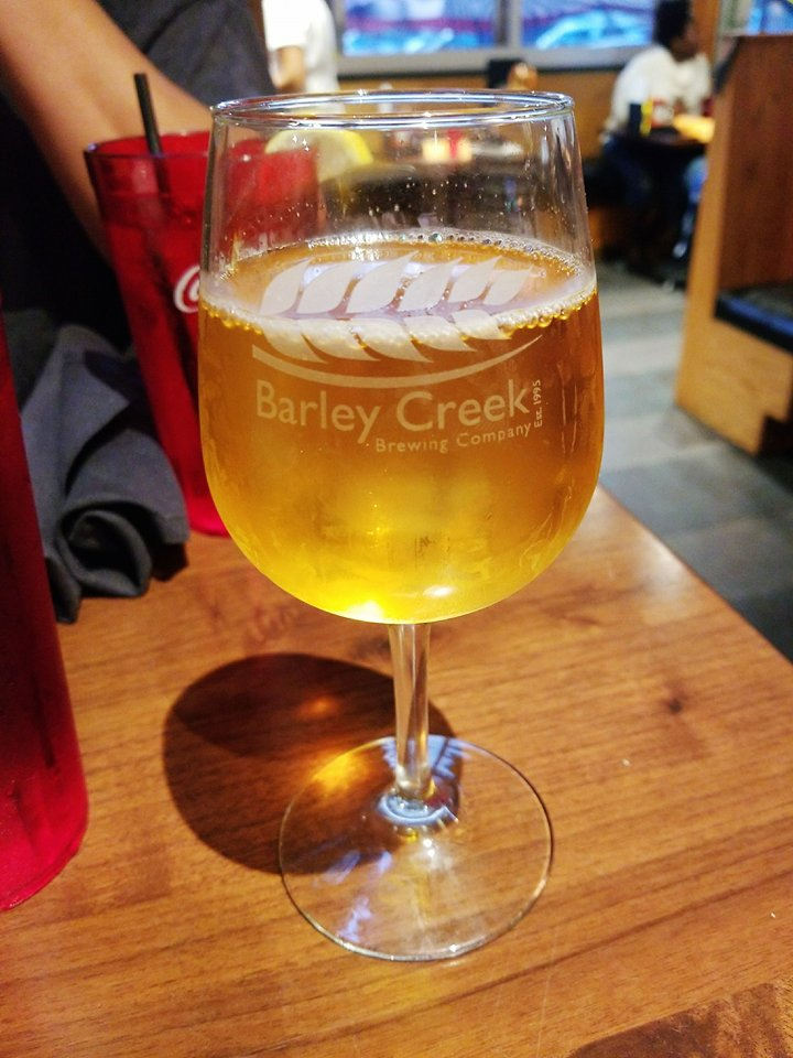 barley creek brewery