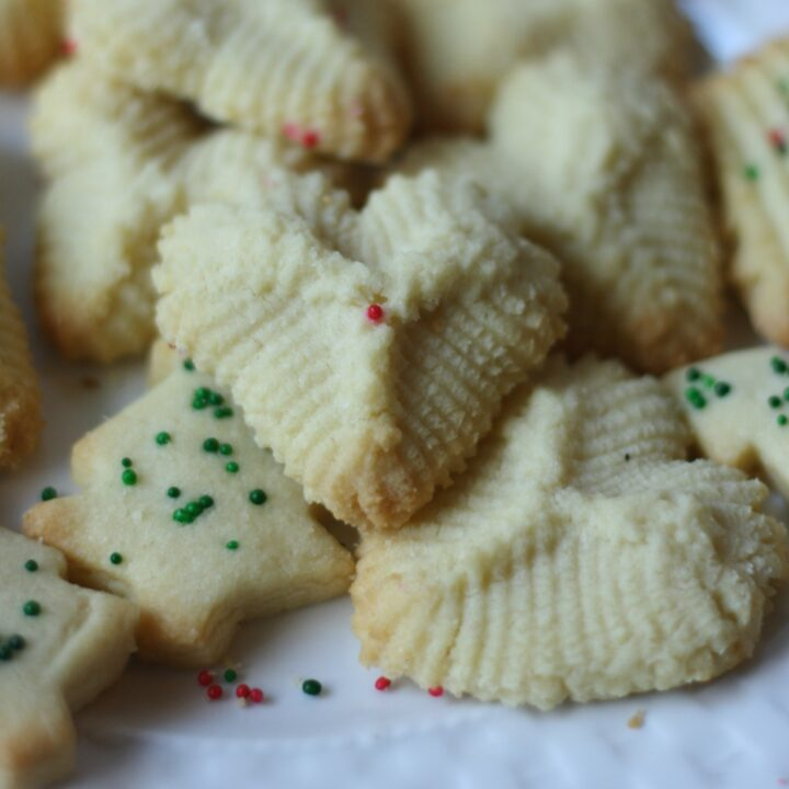 Classic Spritz Cookies Recipe