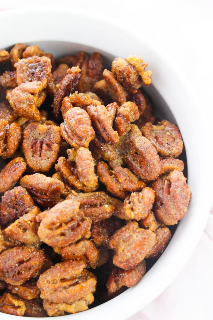 Candied Pecans Recipe