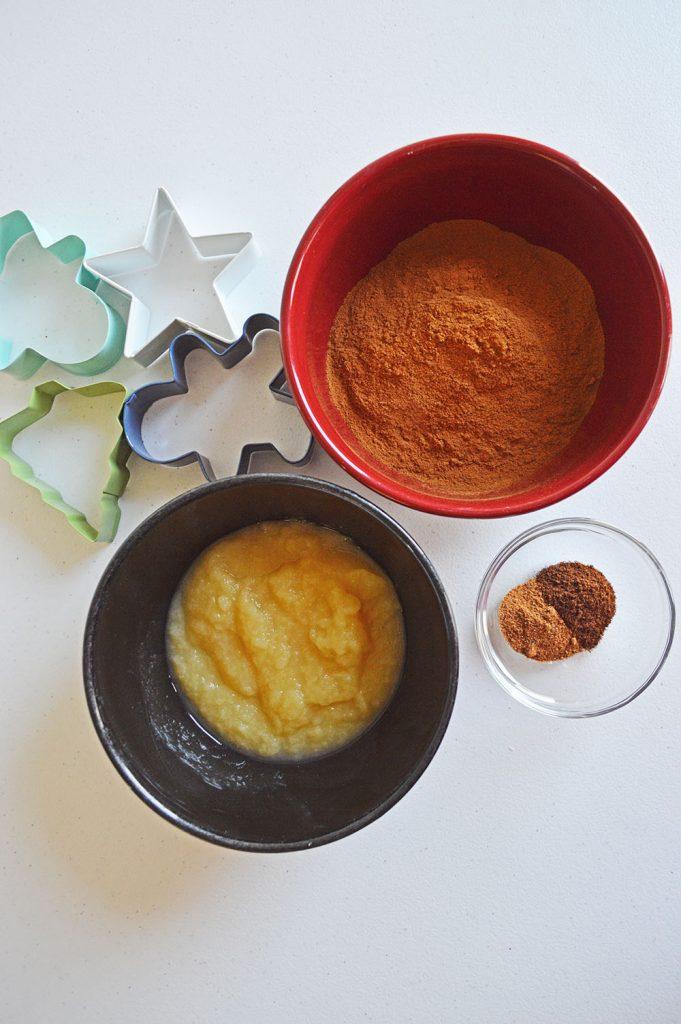 apple cinnamon ornaments ingredients