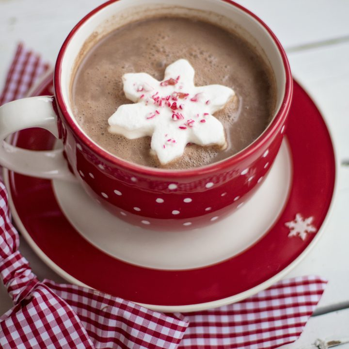 5 Ingredient Peppermint Mocha Recipe