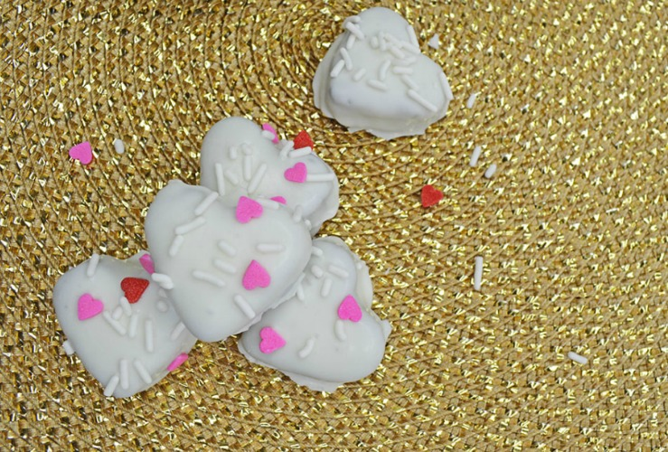 Valentine's Day Oreo Truffles