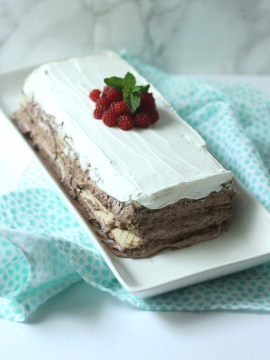 Chocolate Wafer Icebox Cake Recipe