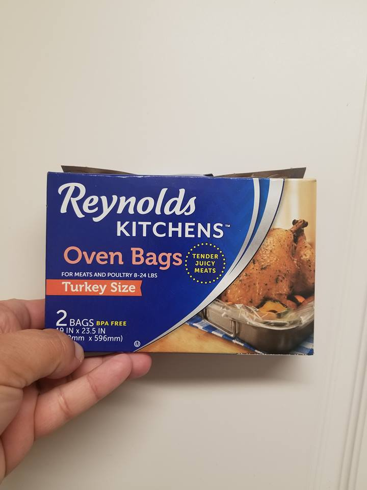 reynolds oven bags