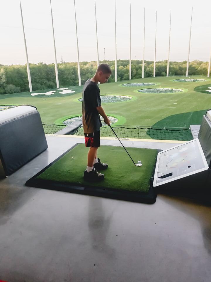 top golf