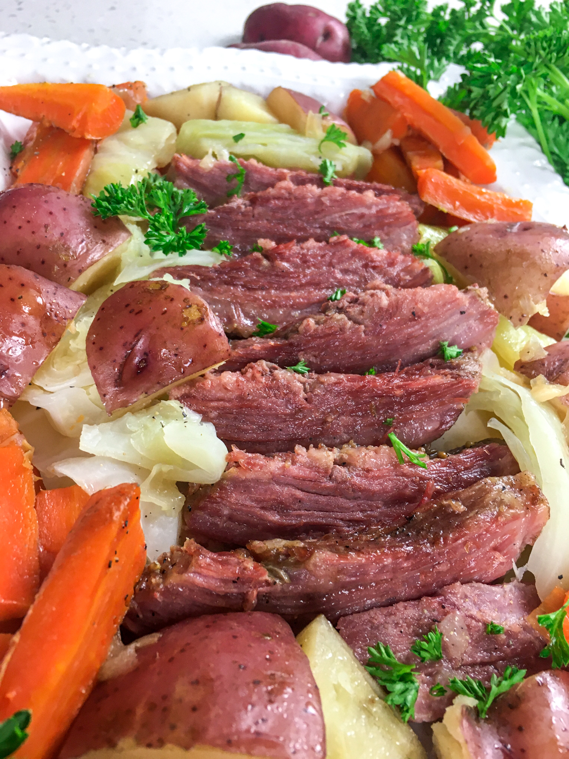 How to Make Instant Pot Corned Beef and Cabbage for St. Patrick's Day