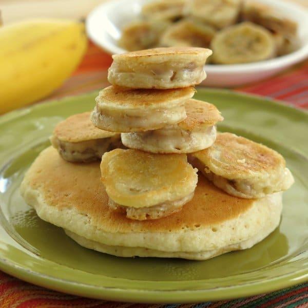 Battered Banana Pancake Recipe
