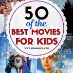 50 of the Best Movies to Watch with Kids