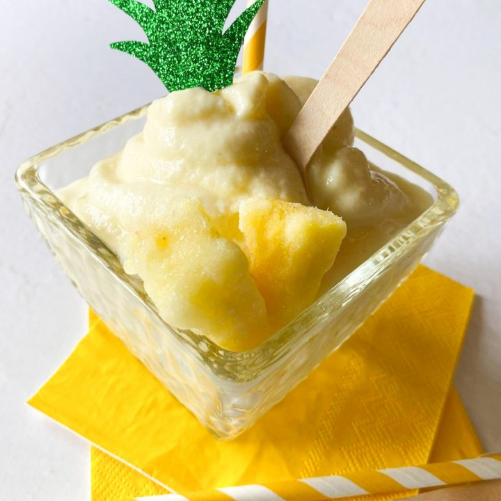 Copycat Disney Dole Whip Recipe