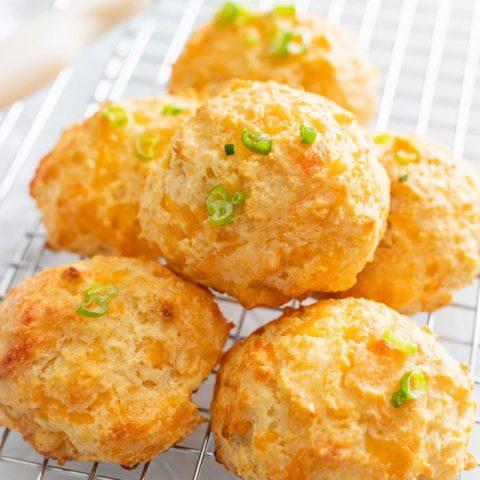 Cheddar Biscuits Recipe