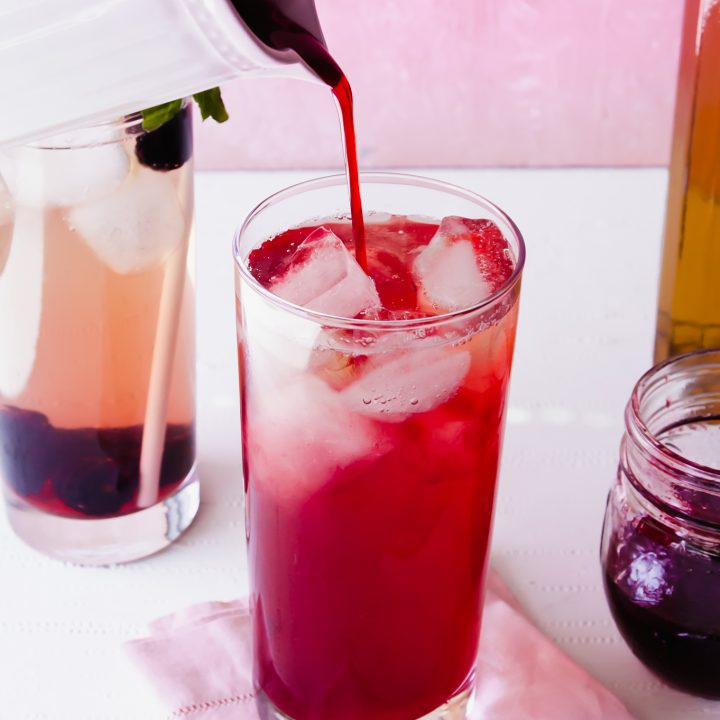 Blackberry Simple Syrup Recipe
