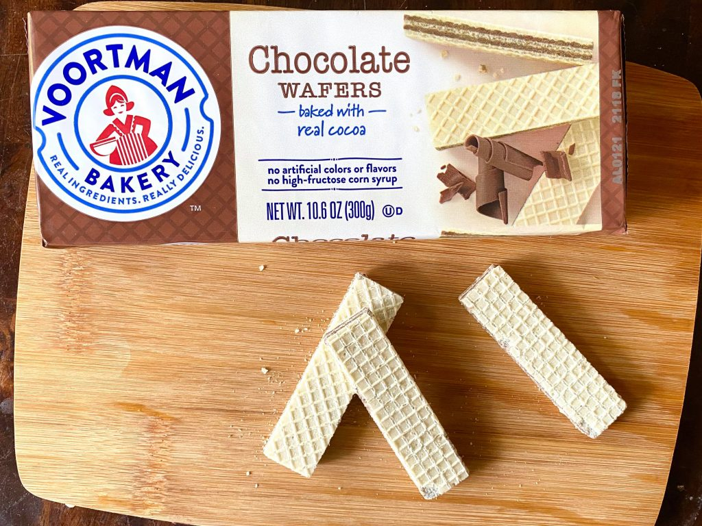 voortman bakery chocolate wafer cookies