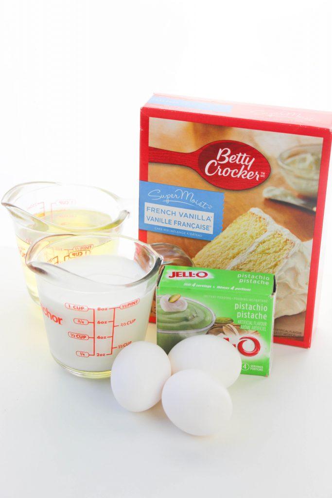 pistachio pudding cake ingredients