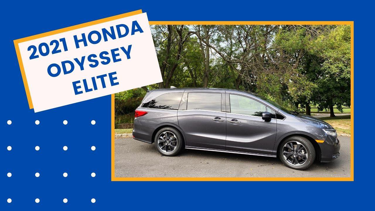 7 Reasons Why the 2021 Honda Odyssey is the Most Family-Friendly Minivan