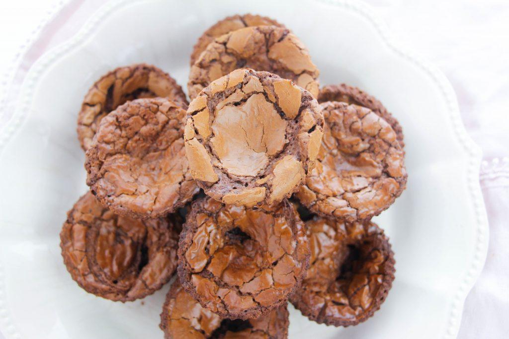 2 Ingredient Nutella Brownies Recipe