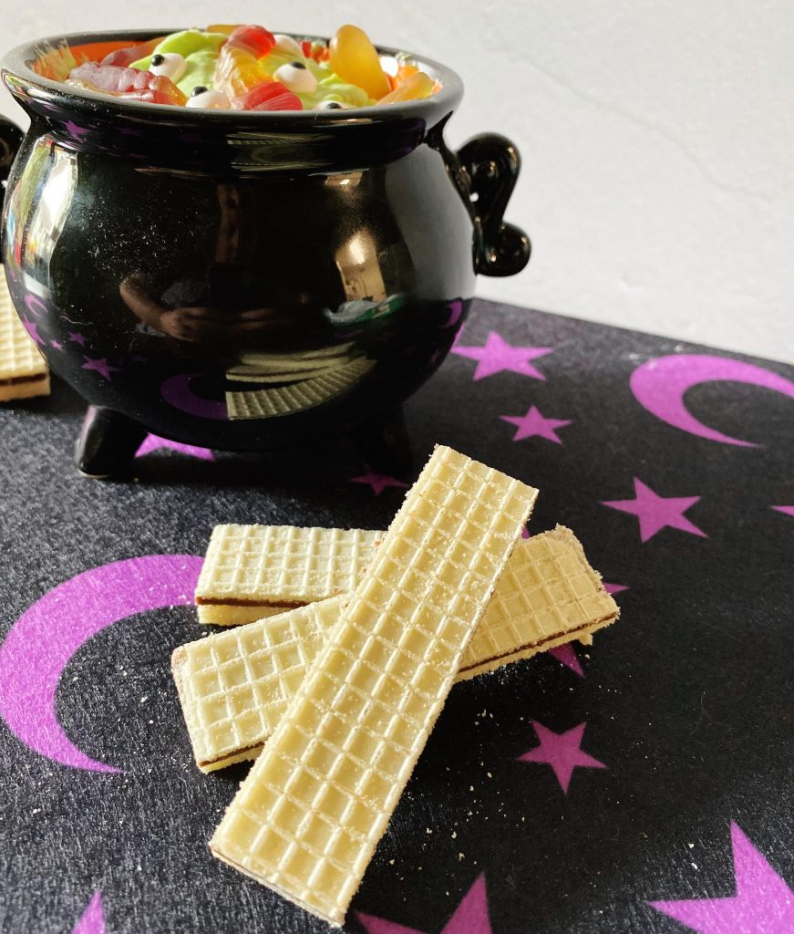 Witches Brew Halloween Dip Recipe