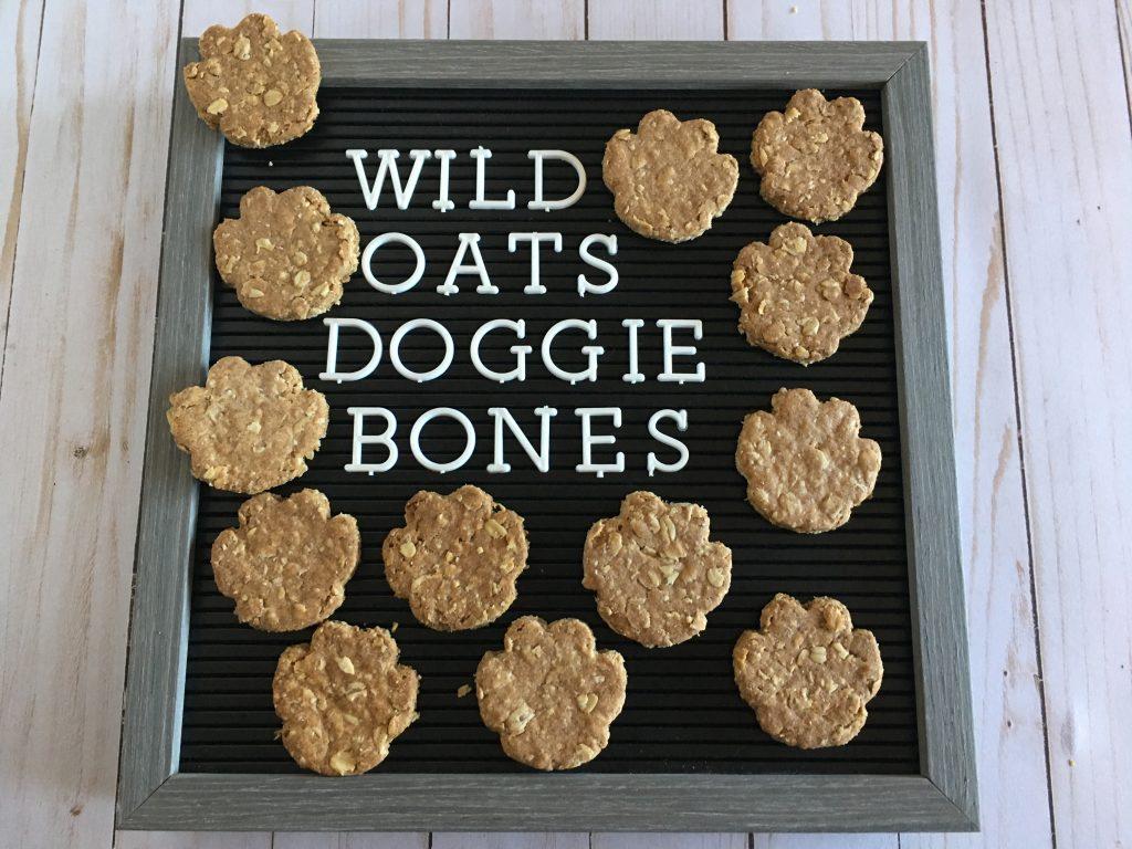 Wild Oats Dog Bones Recipe