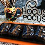 Hocus Pocus Winifred's Spellbook Brownies Recipe