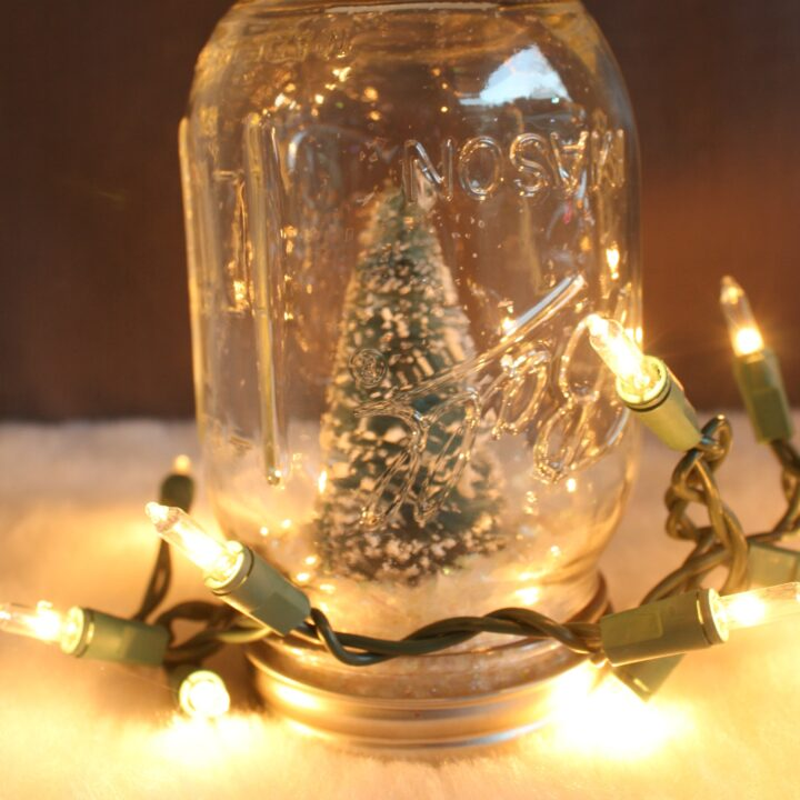 How to Make DIY Snow Globes