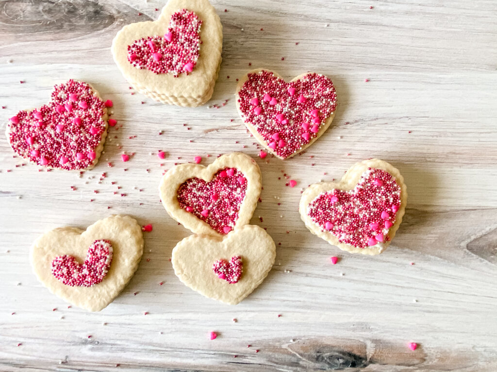 edible cookie boxes for valentine's day