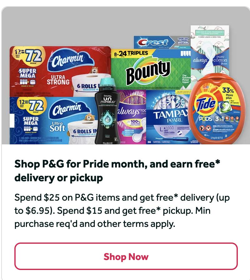 P&G Pride Month