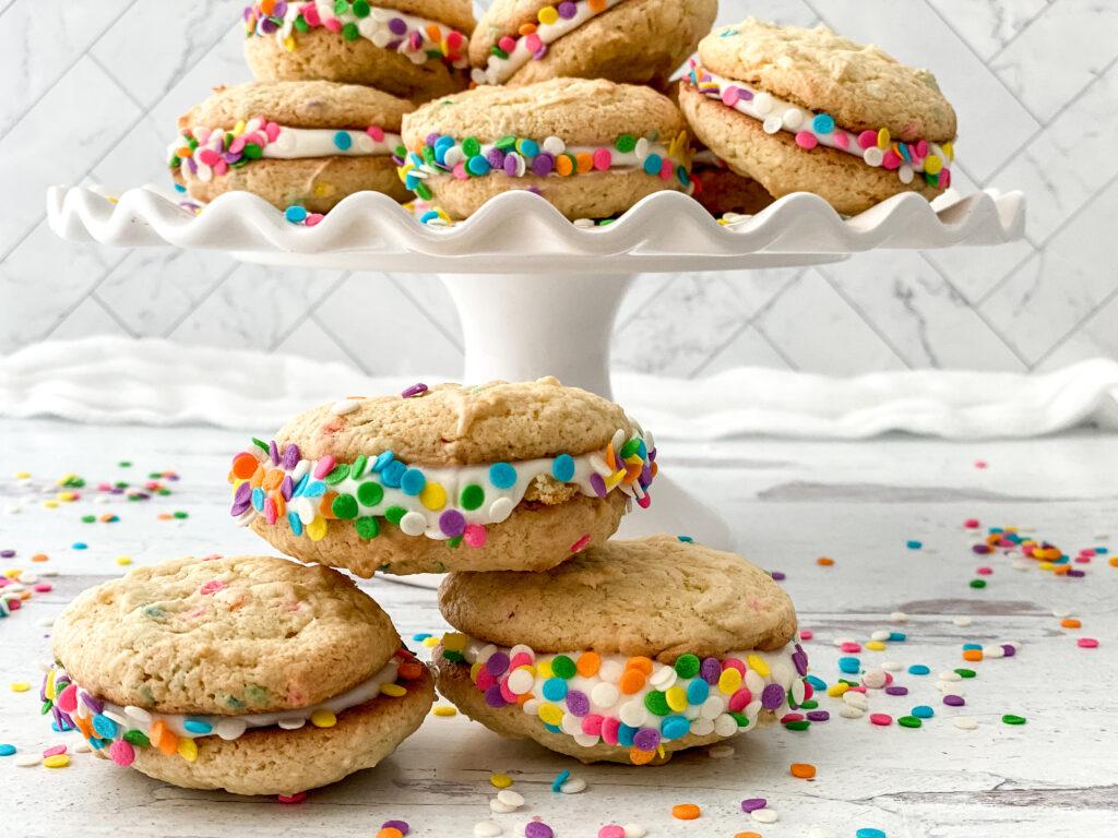 cake mix whoopie pies