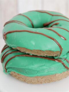 Thin Mint Donuts