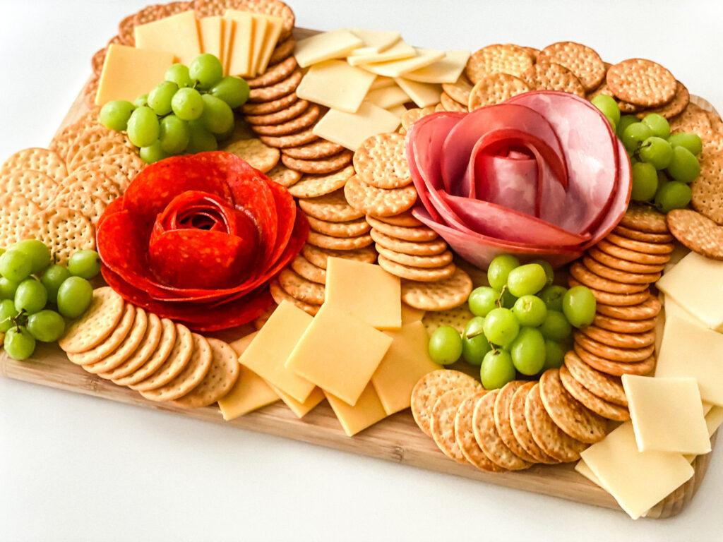 salami roses