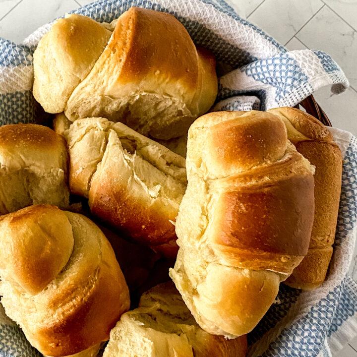 homemade crescent rolls