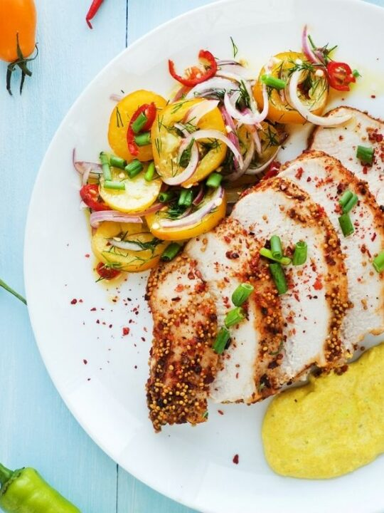 Easy Recipes for Main Dishes to Feed Your Family