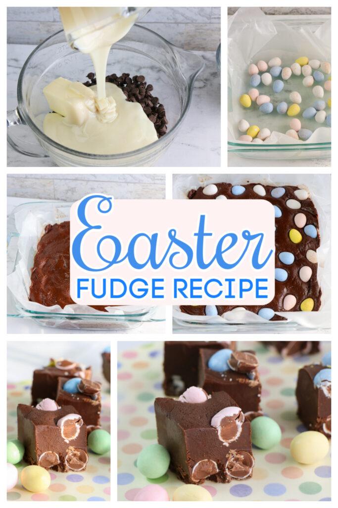 easter fudge recipe