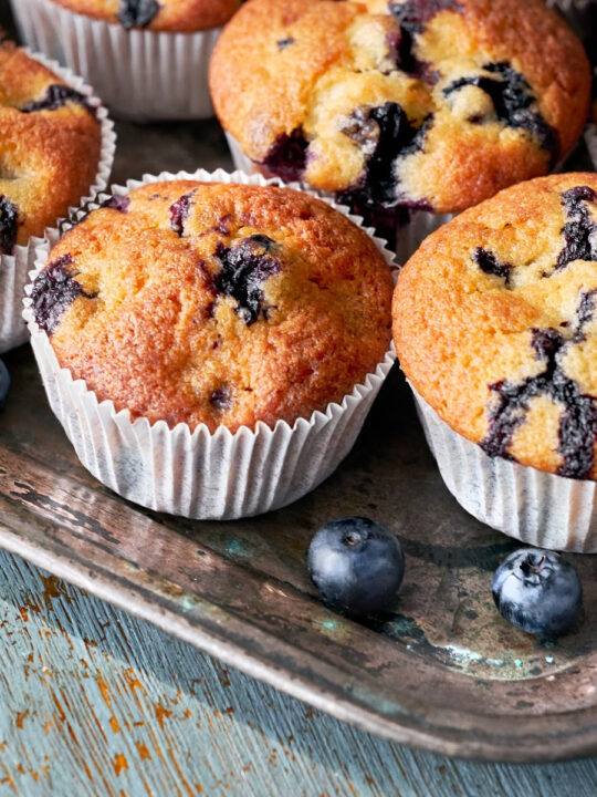 Homemade Muffin Recipes