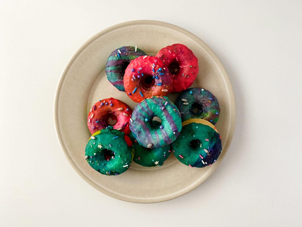 unicorn donuts