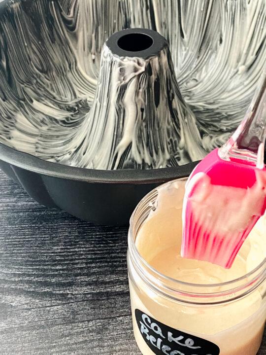 Homemade Cake Release Recipe