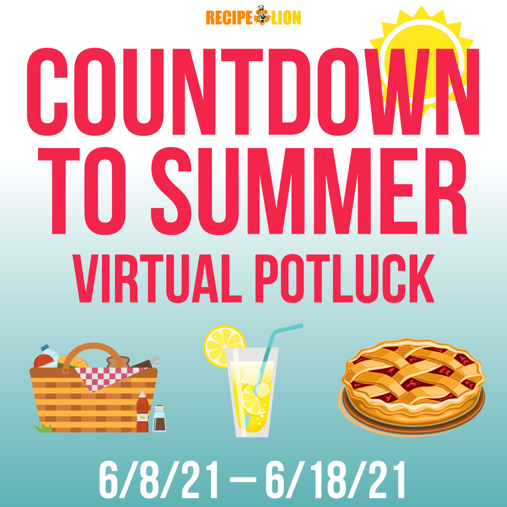 Recipe Lion's Virtual Potluck