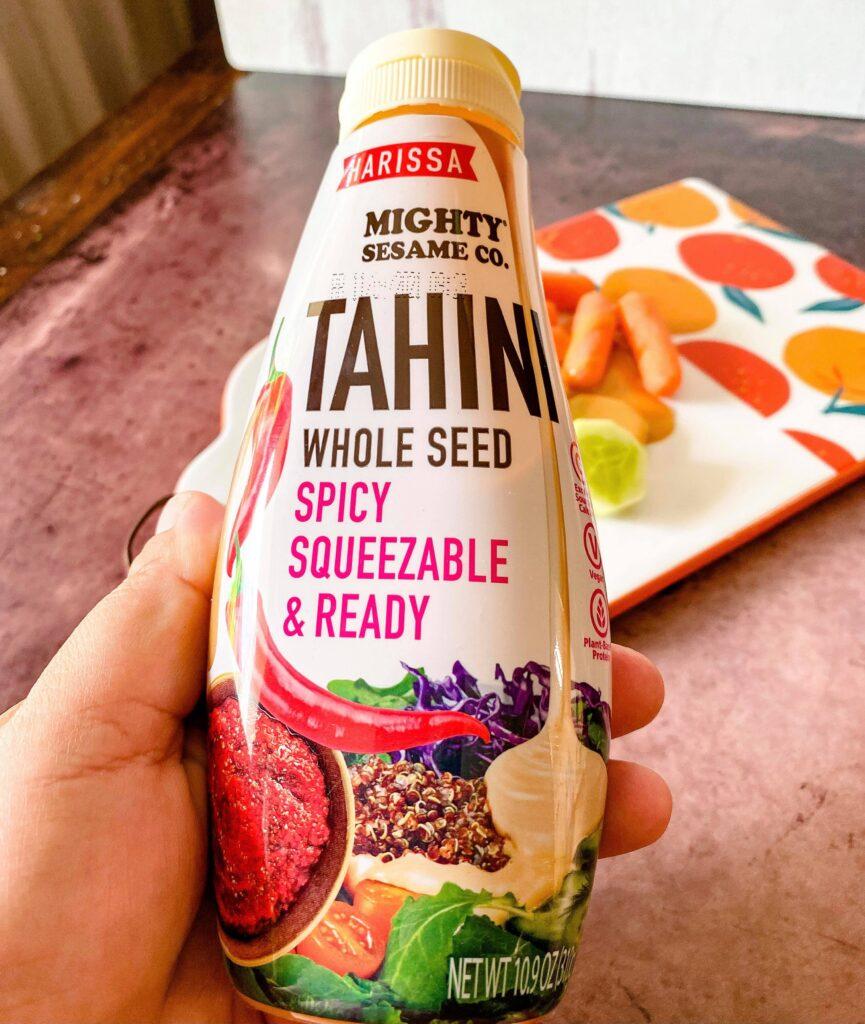 mighty seed tahini