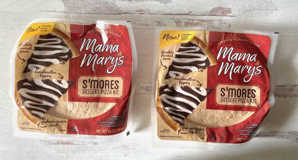 mama mary's dessert pizza kit